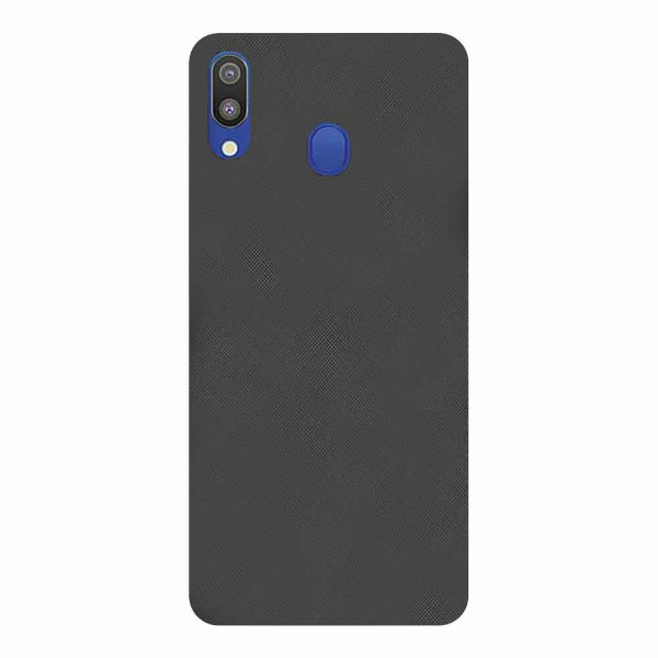 Compatible Cross Pattern Case For Samsung Galaxy A30 SM-A305