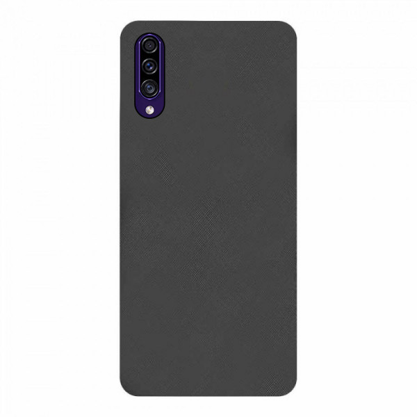 Compatible Cross Pattern Case For Samsung Galaxy A30S SM-307
