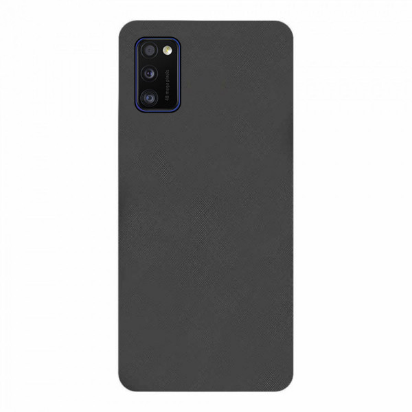 Compatible Cross Pattern Case For Samsung Galaxy A41 SM-A415