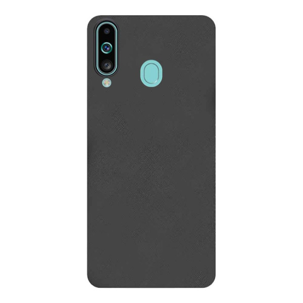 Compatible Cross Pattern Case For Samsung Galaxy A60 SM-A605
