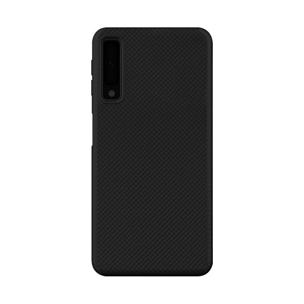 Compatible Cross Pattern Case For Samsung Galaxy A7 2018