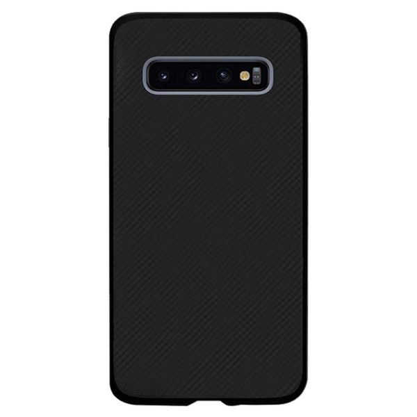 Compatible Cross Pattern Case For Samsung Galaxy S10 Plus