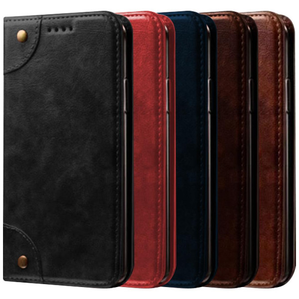 Compatible Dege Flip Book Pouch For iPhone XS