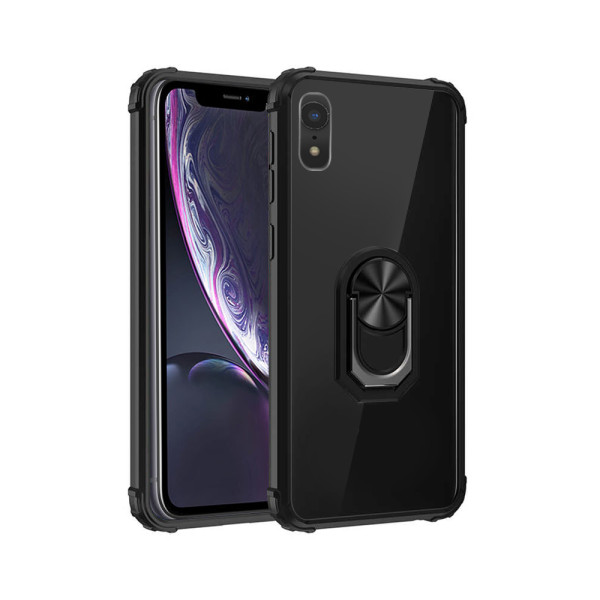Compatible Fashion Case With Ring Holder For iPhone XR