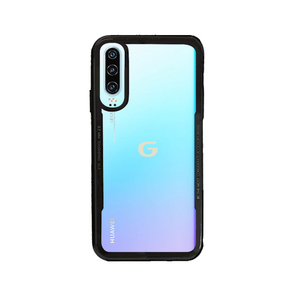 Compatible Glitter Gel Case for Huawei P30