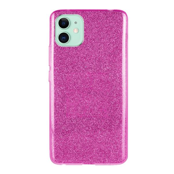 Compatible Glitter Gel Case For iPhone 11