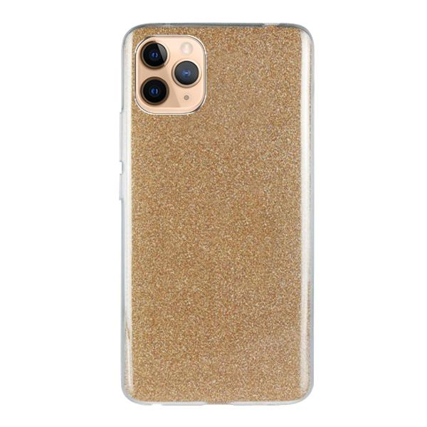 Compatible Glitter Gel Case For iPhone 11 Pro Max