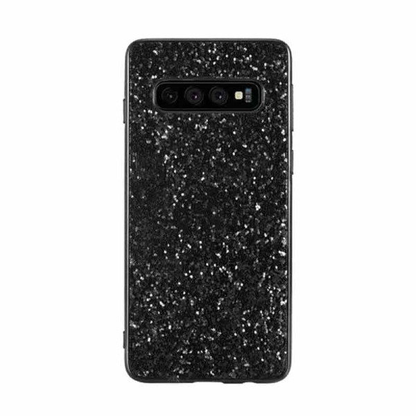 Compatible Glitter Gel Case For Samsung Galaxy S10 Plus