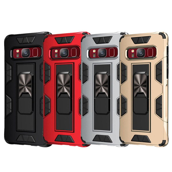 Compatible Kick Stand Case For Samsung Galaxy S8