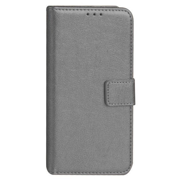 Compatible Premium Leather Flip Book Pouch For Samsung Galaxy A10 SM-A105
