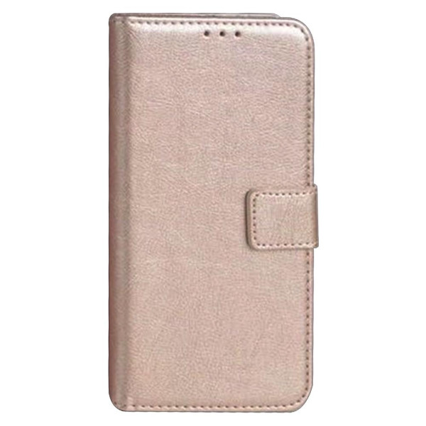 Compatible Premium Leather Flip Book Pouch For Samsung Galaxy A50 SM-A505