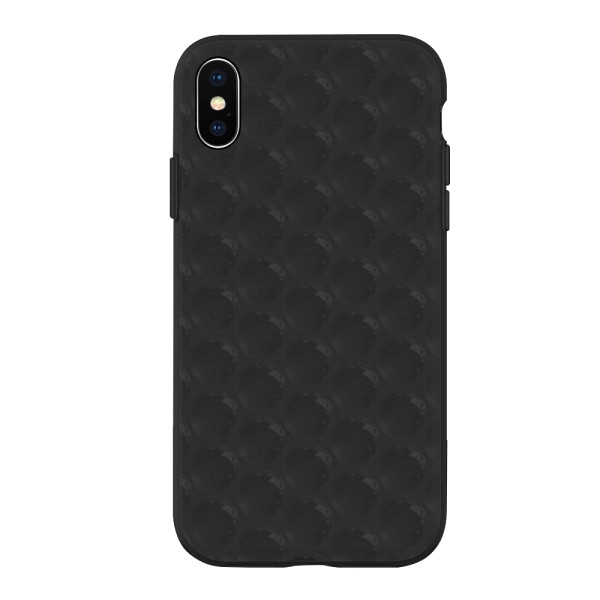 Compatible Replacement Bubble Case for iPhone X
