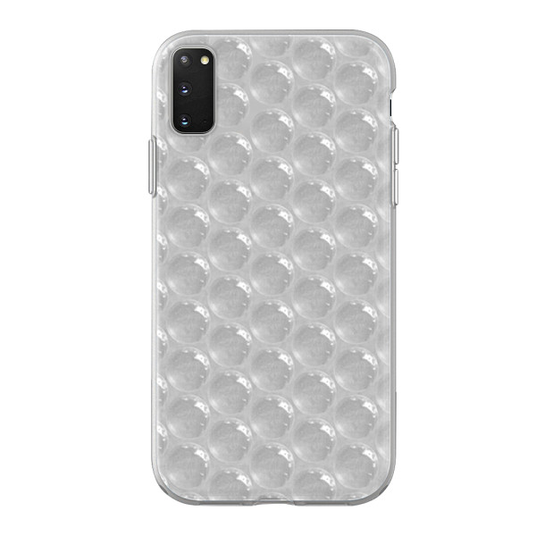 Compatible Replacement Bubble Case for Samsung Galaxy S20 SM-G980