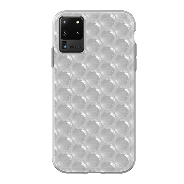 Compatible Replacement Bubble Case for Samsung Galaxy S20 Ultra SM-G988B