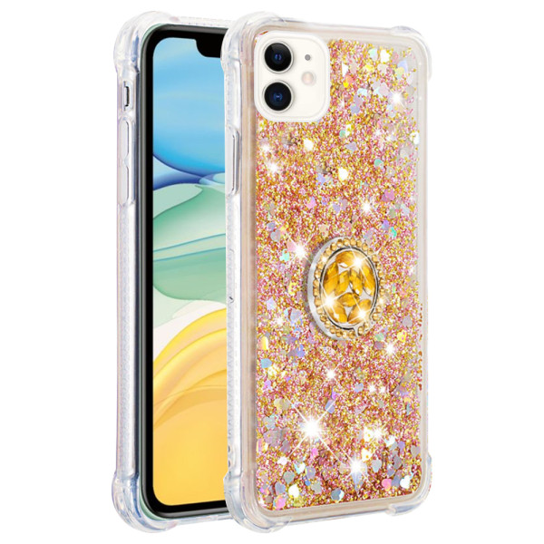 Compatible Replacement Glitter Ring Case for iPhone 11 Pro Max