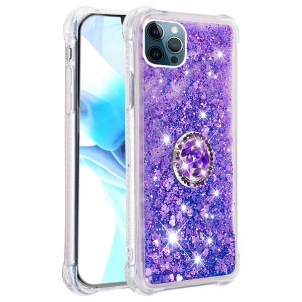 Compatible Replacement Glitter Ring Case for iPhone 12 Pro Max 6.7