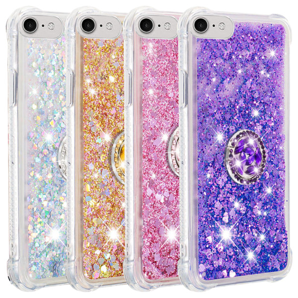 Compatible Replacement Glitter Ring Case for iPhone 7/8