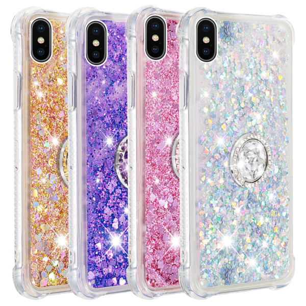 Compatible Replacement Glitter Ring Case for iPhone XS Max