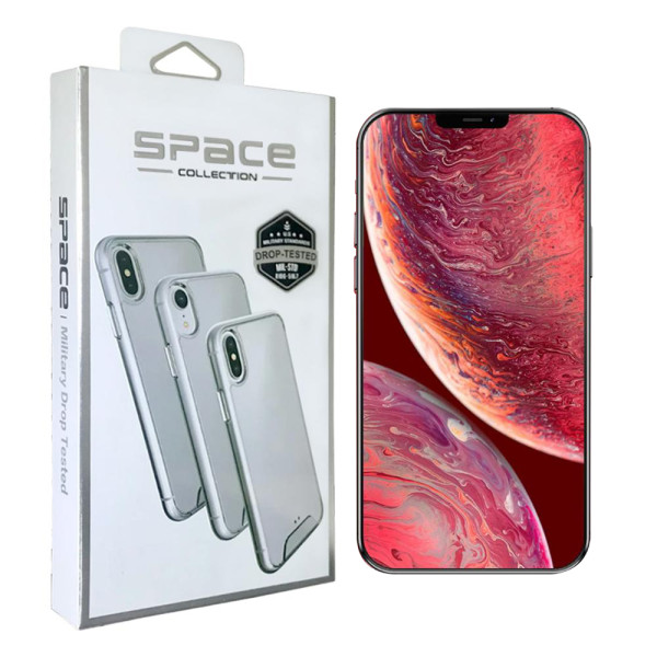 Compatible Replacement Space Case For iPhone 12 Pro Max 6.7