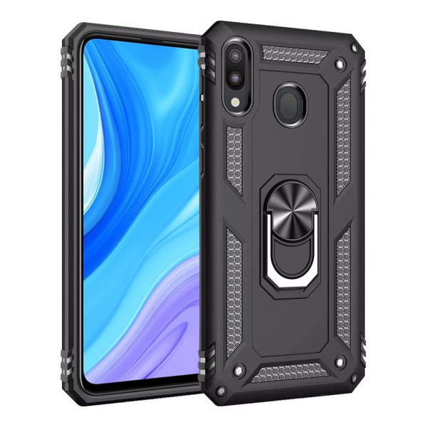 Compatible Ring Armor Case For Huawei P Smart Z