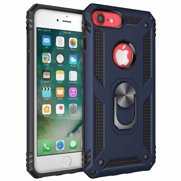 Compatible Ring Armor Case For iPhone 7/8