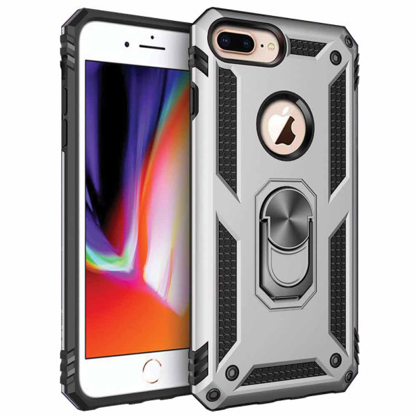 Compatible Ring Armor Case For iPhone 7/8 Plus