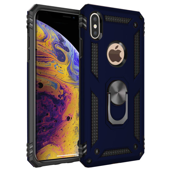 Compatible Ring Armor Case For iPhone XS MAX