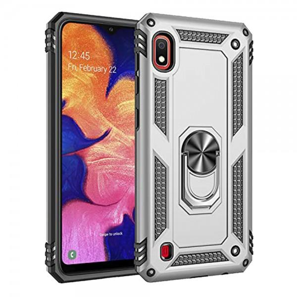 Compatible Ring Armor Case for Samsung Galaxy A2 Core