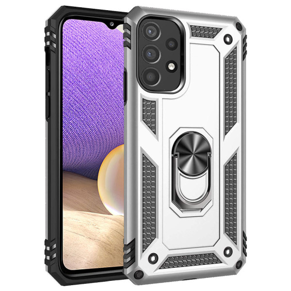 Compatible Ring Armor Case for Samsung Galaxy A32 5G SM-A326B