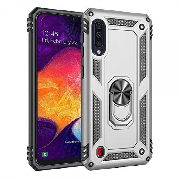 Compatible Ring Armor Case For Samsung Galaxy A50S