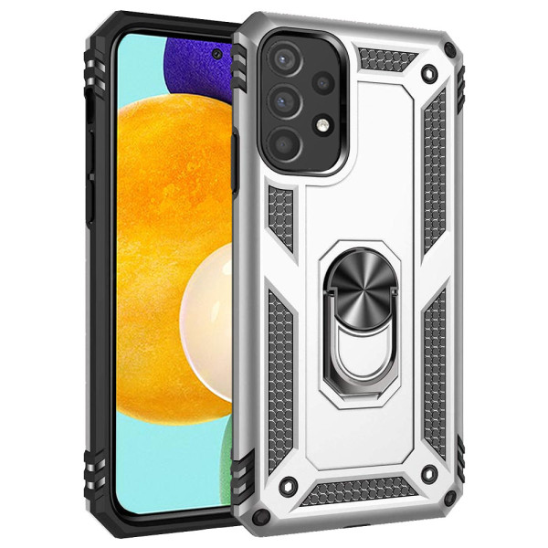 Compatible Ring Armor Case for Samsung Galaxy A52 5G SM-A526B