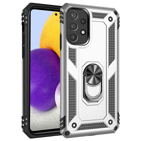 Compatible Ring Armor Case for Samsung Galaxy A72 5G SM-A726B