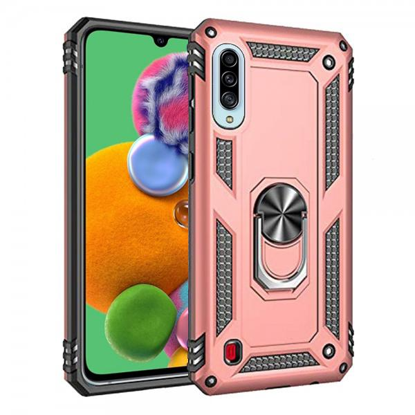 Compatible Ring Armor Case for Samsung Galaxy A90 5G