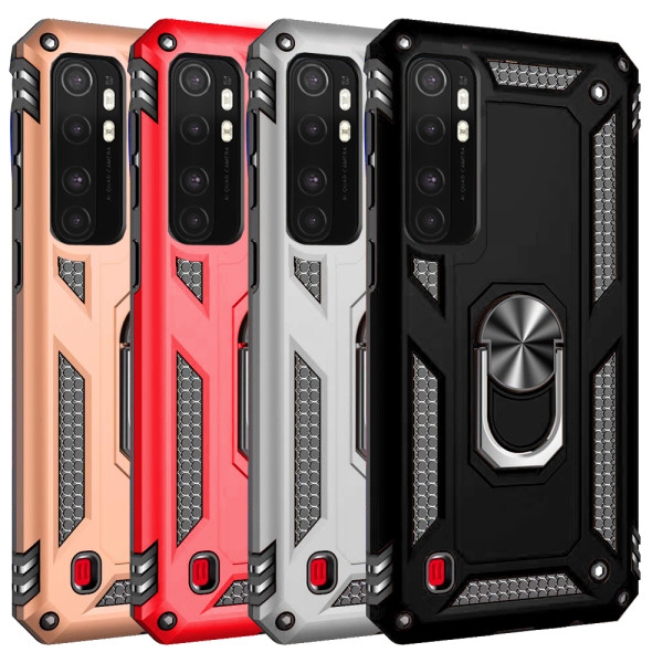 Compatible Ring Armor Case for Samsung Galaxy Note 10 Lite SM-N770f