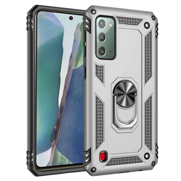 Compatible Ring Armor Case for Samsung Galaxy Note 20