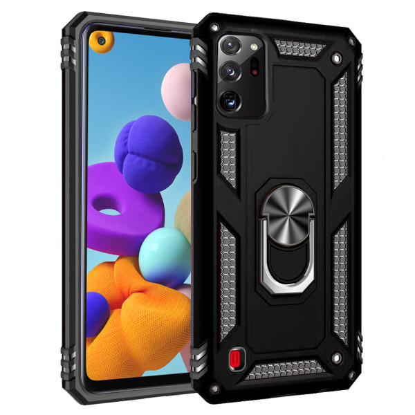 Compatible Ring Armor Case for Samsung Galaxy Note 20 Ultra