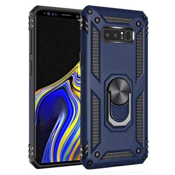 Compatible Ring Armor Case for Samsung Galaxy Note 8