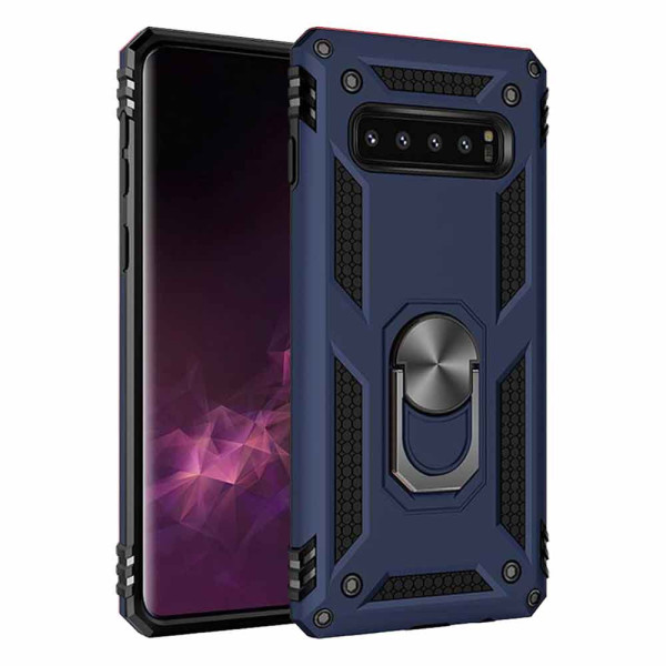 Compatible Ring Armor Case for Samsung Galaxy S10 5G