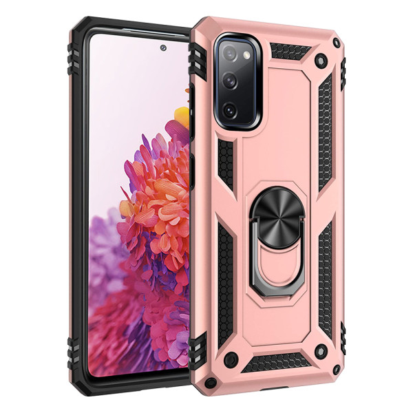 Compatible Ring Armor Case for Samsung Galaxy S20 FE SM-G780F
