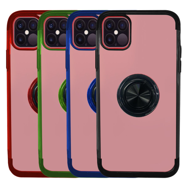 Compatible Ring Case For iPhone 12/12 Pro 6.1