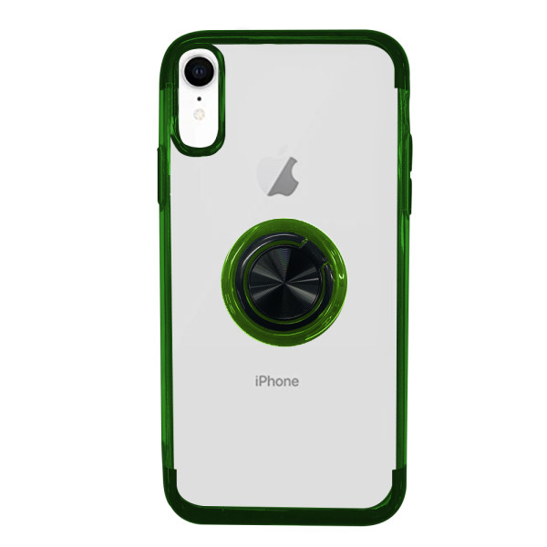Compatible Ring Case For iPhone XR