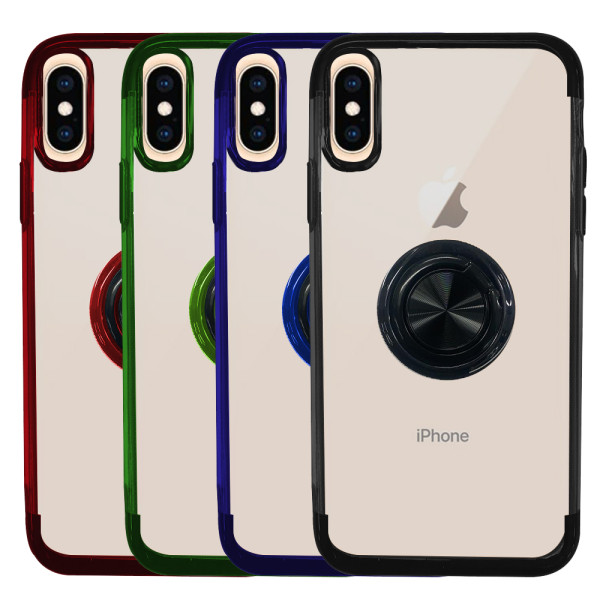 Compatible Ring Case For iPhone XS Max
