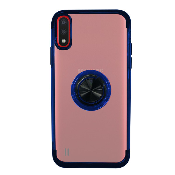 Compatible Ring Case For Samsung Galaxy A01