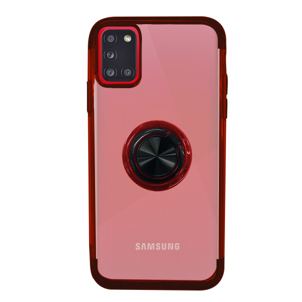 Compatible Ring Case For Samsung Galaxy A31