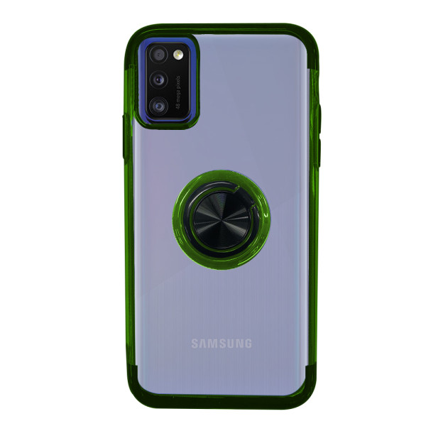 Compatible Ring Case For Samsung Galaxy A41