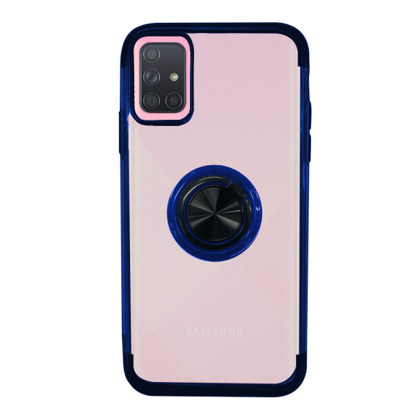Compatible Ring Case For Samsung Galaxy A71