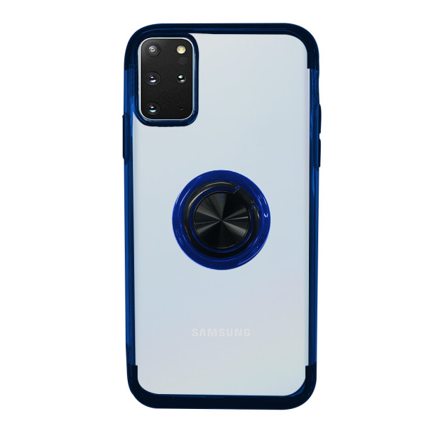 Compatible Ring Case For Samsung Galaxy S20 Plus