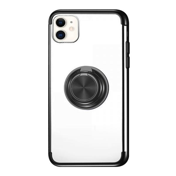 Compatible Ring Cover Case For iPhone 11