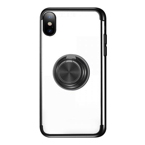 Compatible Ring Cover Case For iPhone XS Max