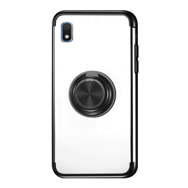 Compatible Ring Cover Case For Samsung Galaxy A10